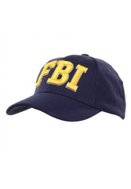 GORRA FBI AZUL