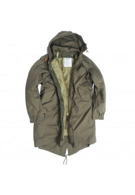 PARKA FISHTAIL M-51 EJERCITO USA