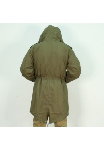 PARKA FITTSTOWN M-51 EXÉRCITO USA