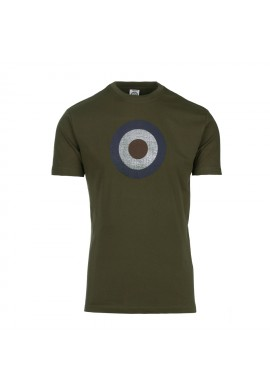 CAMISETA ROYAL AIR FORCE VERDE