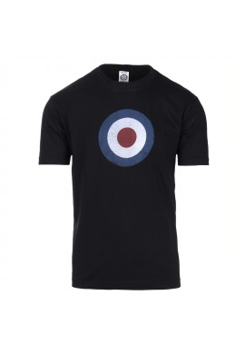 CAMISETA ROYAL AIR FORCE NEGRA