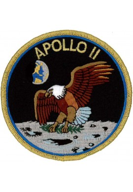 PARCHE APOLLO 11