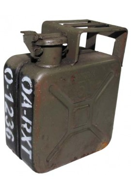 BIDÓN JERRY CAN 5L