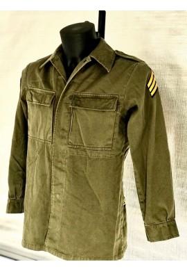 Buddha Army Jacket ( Om )